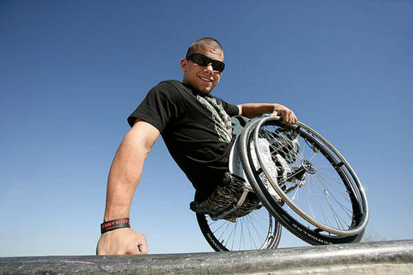 Extreme Wheelchair Athlete (2)